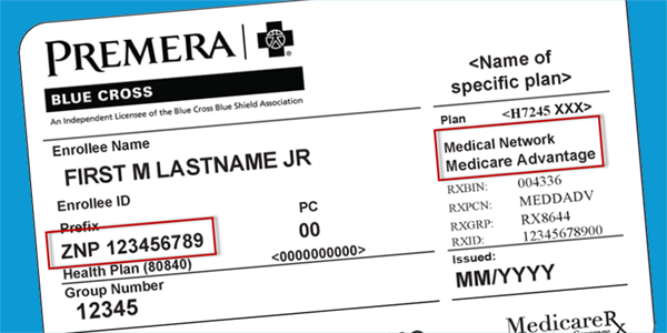 Premera Blue Cross Medicare Advantage 2019 Plans | Provider